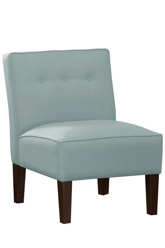 Best Armless Chair With Buttons Accent Chairs Living Room 400 x 300