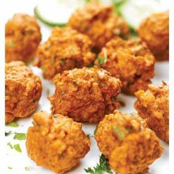 Recipe for Mixed Vegetable Pakoras