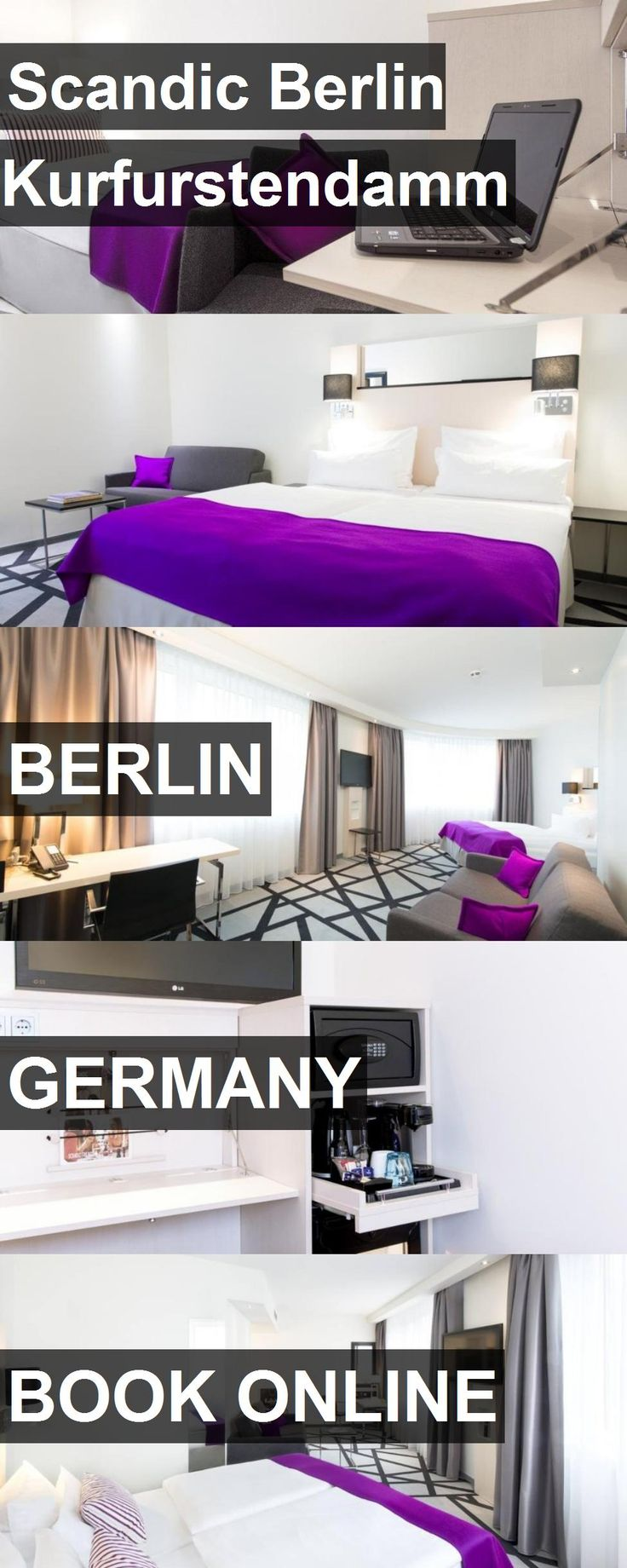 Hotel Scandic Berlin Kurfurstendamm in Berlin, Germany. For more information, photos, reviews and best prices please follow the link. #Germany #Berlin #ScandicBerlinKurfurstendamm #hotel #travel #vacation