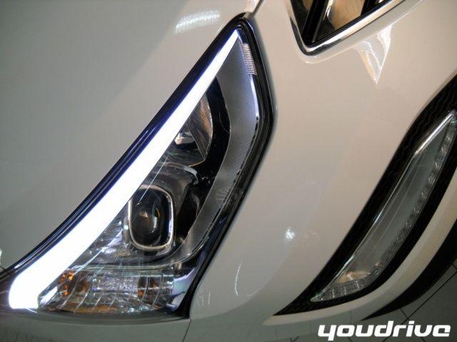 Fari Hyundai Santa Fe www.youdrivecars.it