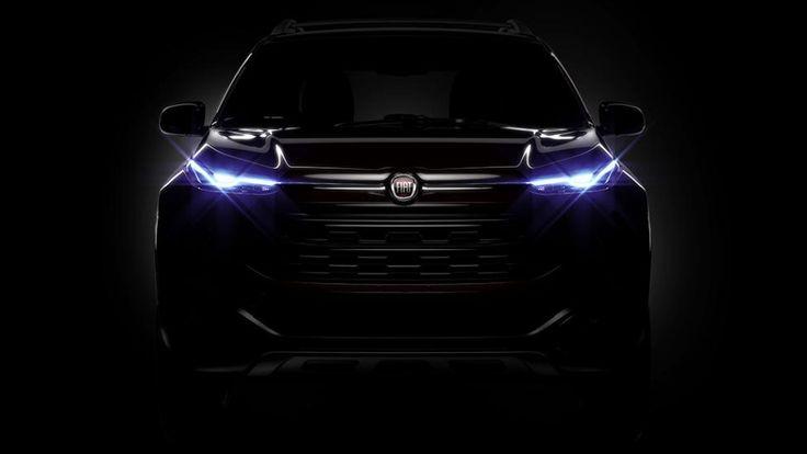 LA PRIMERA. La foto oficial divulgada por Fiat. También confirmó el nombre Toro.