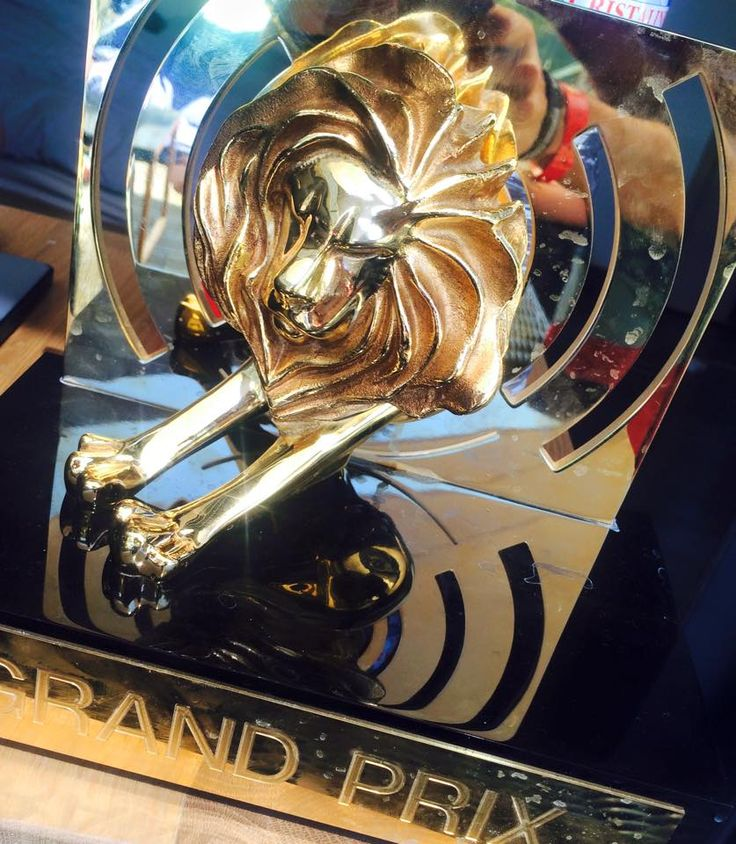 Grey Germany win a Grand Prix Lion at Cannes Lions 2015 for Radio! Fantastic work guys!