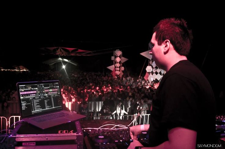 Luca M - Unlimited Dream Festival - Mexico City