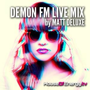 DEMON FM LIVE MIX by Matt Deluxe. Enjoy my latest mix recorded live on DEMON FM radio show. For more DJ mixes go to: www.HouseOfEnergy.tv #house #dj #mix #music #deephouse