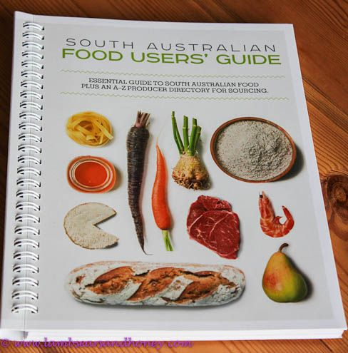 South Australia launches a brilliant new, all-colour guide to our amazing food products & their suppliers.