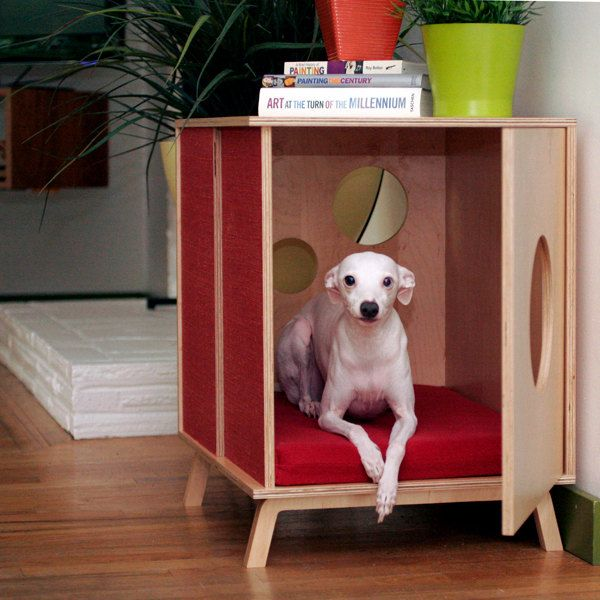 Mid Century MODERN DOG Furniture  Medium by modernistcat on Etsy, $558.00