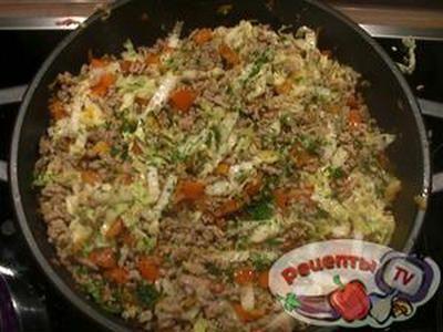 Китайская капуста рецепты салатов