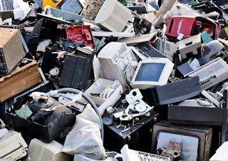 Bank Sampah Melati Bersih: Electronic Waste (E-waste)