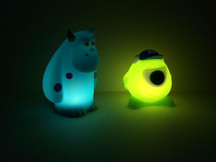 Pihe-puha Disney lámpák a Philips-től
