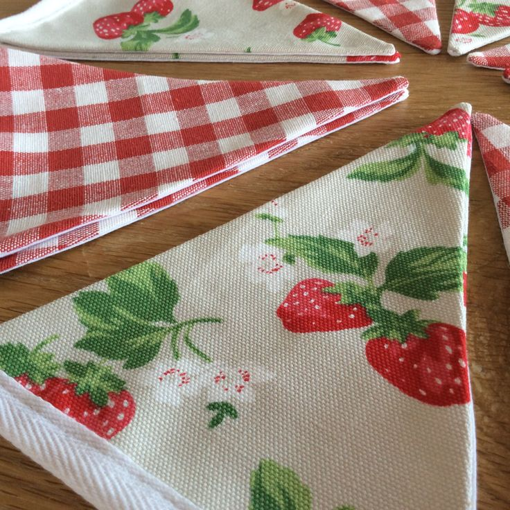 A personal favourite from my Etsy shop https://www.etsy.com/uk/listing/279869460/bunting-made-with-cath-kidston