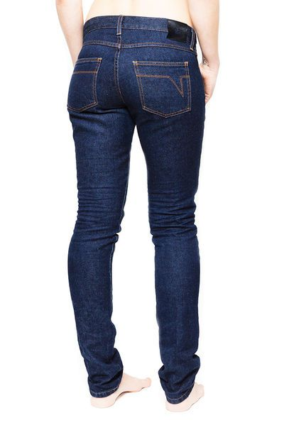 Nurmi Jeans Beth made in Finland hemp and organic cotton