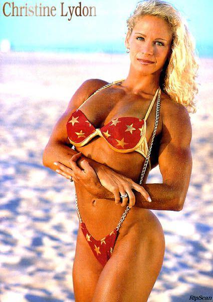 muscle Bikini fitness