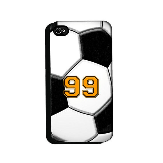 Case Design custon phone cases : Custom Phone Case iPhone 6 5/5S 4/4S Samsung Galaxy S4 S5 - Soccer ...