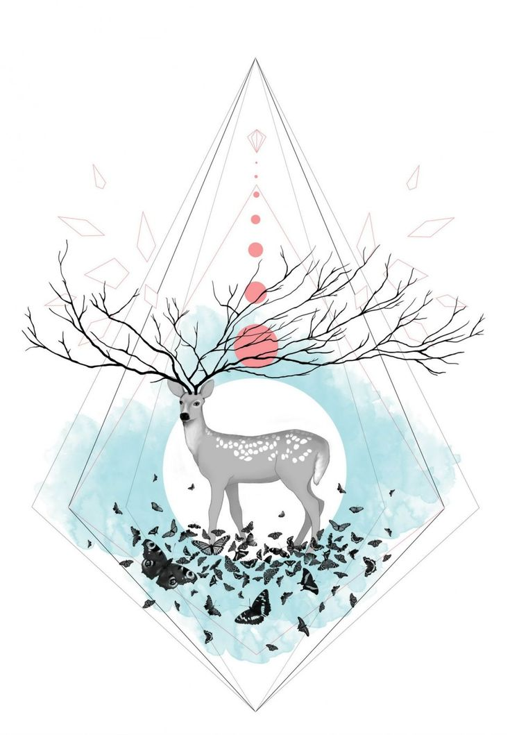 'Keeper of the light' by Gabi Toma - Illustration from
