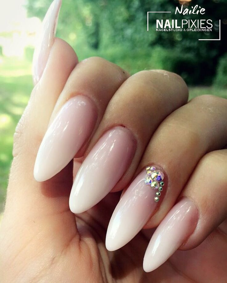 Baby boom / baby boom nails / baby boomers from NAILPIXIES Instagram: nailpixies_b … – Nageldesign