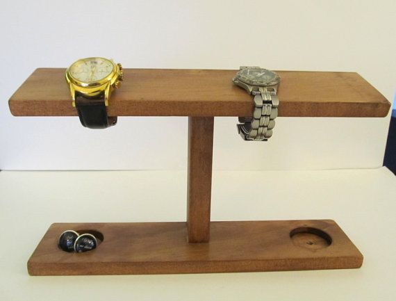 Men Watch Holder Men Watch Stand Watch Display by ImproveResults