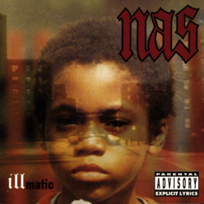 402. Nas, 'Illmatic'  -  Columbia, 1994