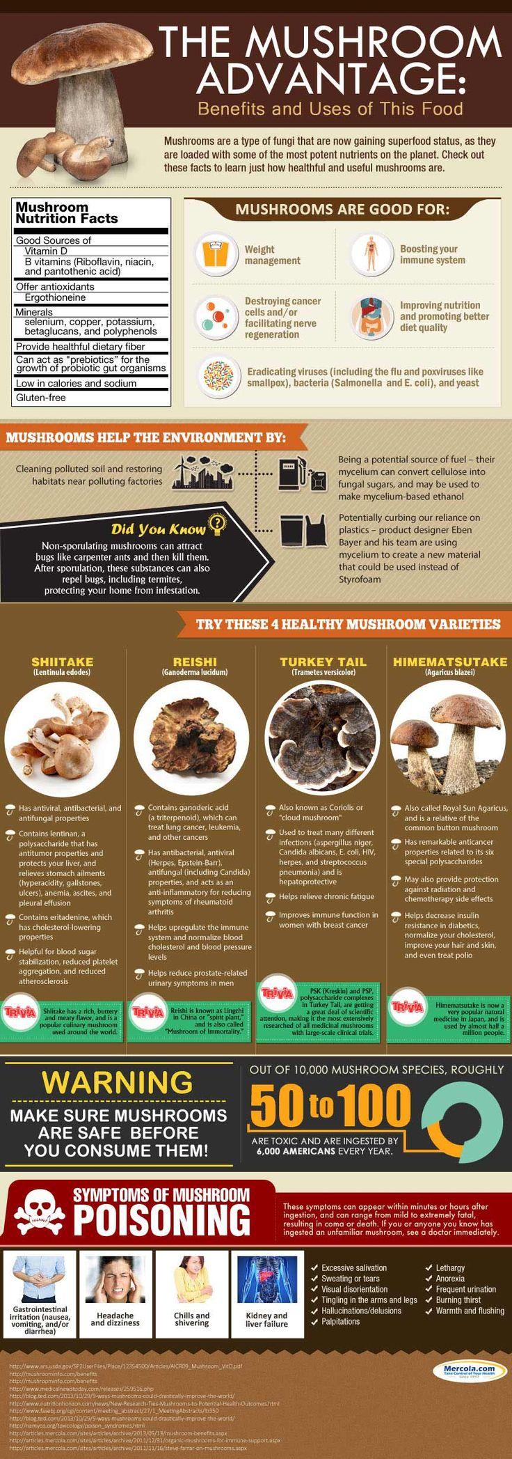 Mighty Mushroom Menu - The Mushroom Advantage - @freshmushrooms #MightyMushrooms