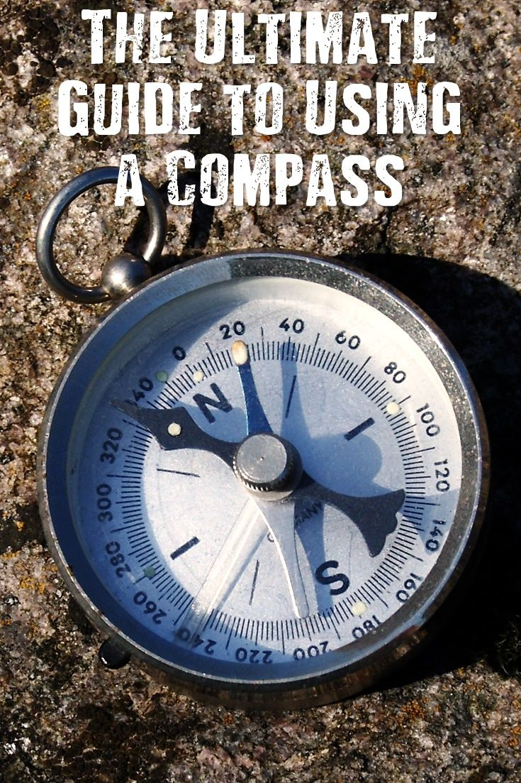 The Ultimate Guide to Using a Compass - At first glance, using a compass doesn't seem that hard, just hold it flat and it will point you to the North. But little do most people know, that's only half the battle.