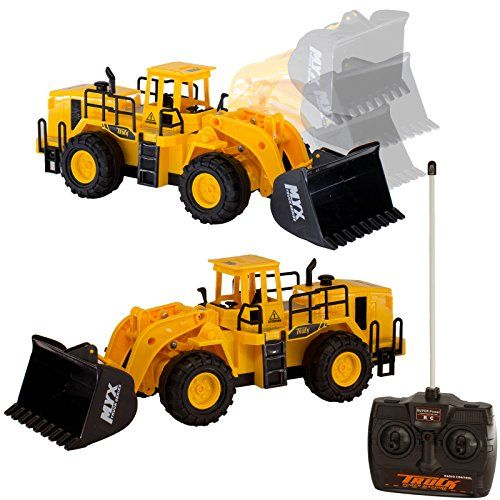 Construction Equipment Toys For Boys : Best rc construction vehicles images on pinterest