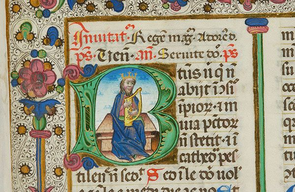 Breviary, MS G.7 fol. 7r - Images from Medieval and Renaissance Manuscripts - The Morgan Library & Museum