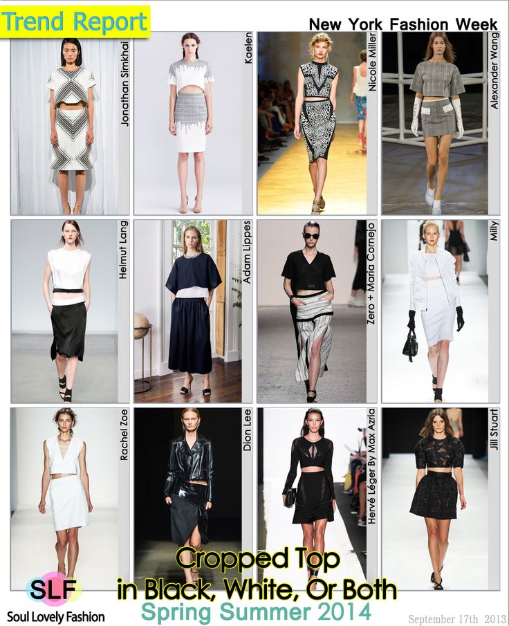 17 Best images about Spring trends 2014 on Pinterest ...