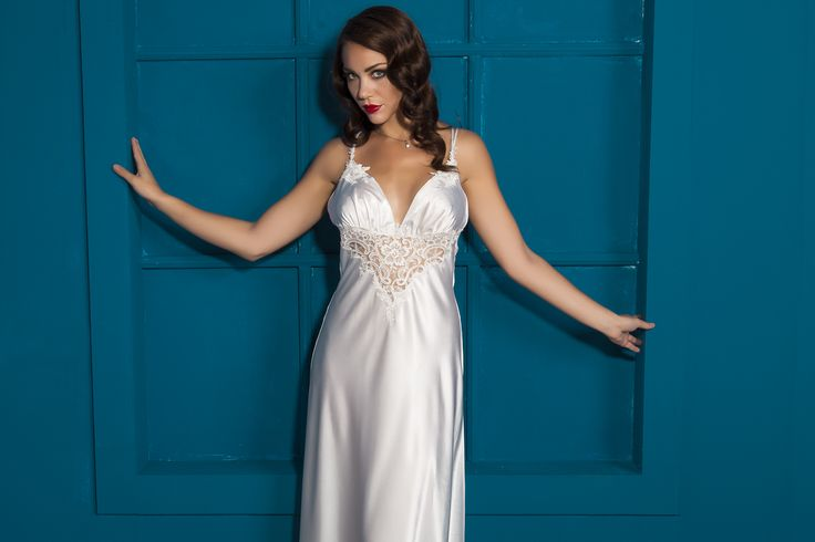 Çeyizlik Gecelik / Bridal Nightgown / luxurious nightwear (614)