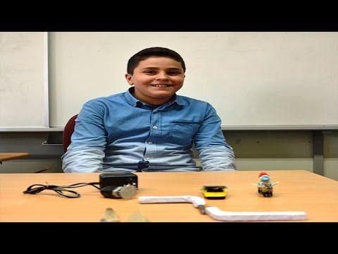 6. sınıf öğrencisi topladığı malzemelerden elektronik aletler üretiyor ~ Erol DİZDAR