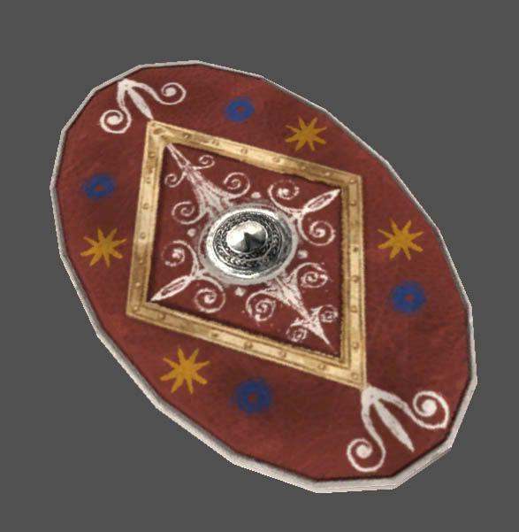 Dacian shield.