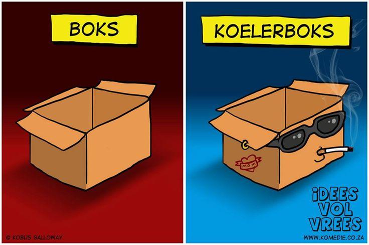© Kobus Galloway | Idees Vol Vrees