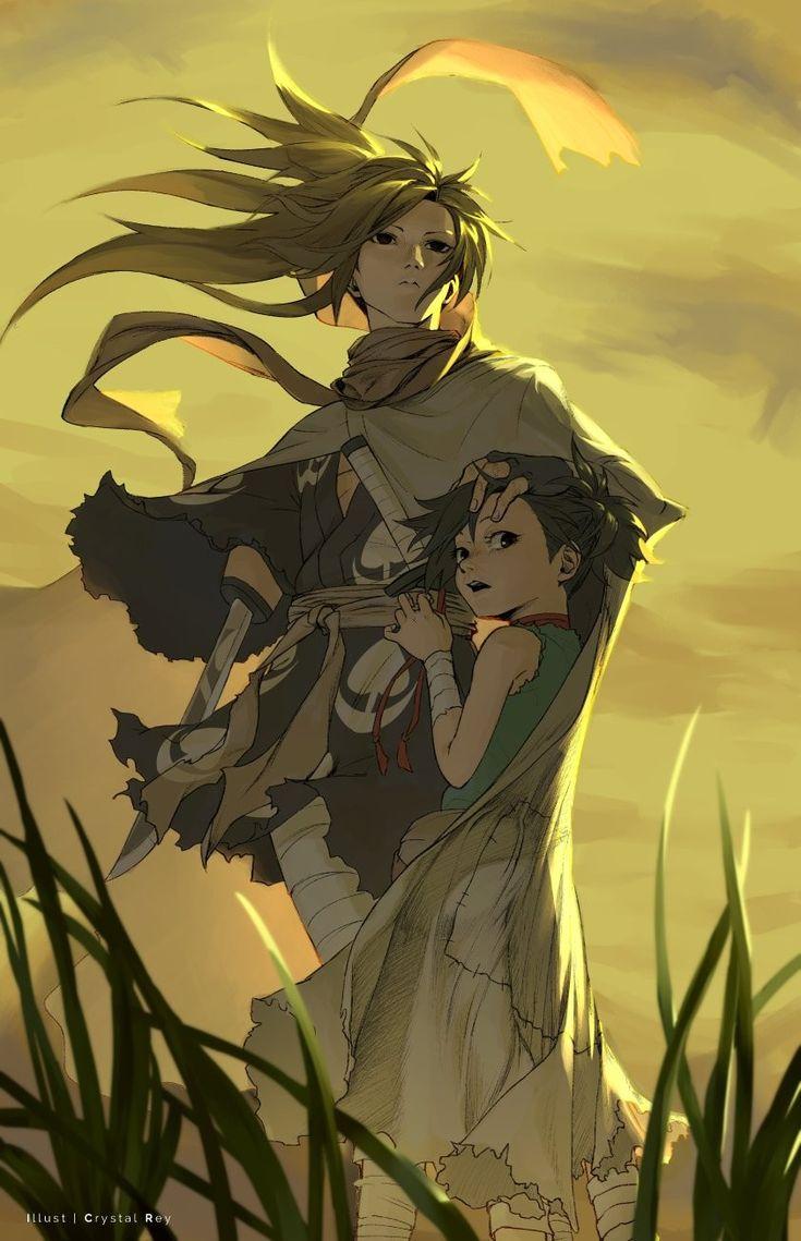 Dororo 🖕👌 en 2020 Wallpaper de anime, Dibujos de anime