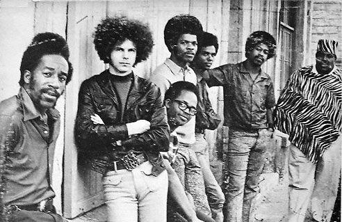 """War is an American funk band from California, known for the hit songs """"Low Rider"""", """"Spill the Wine"""", """"The Cisco Kid"""", """"The World Is a Ghetto"""", and """"Why Can't We Be Friends?"""""""
