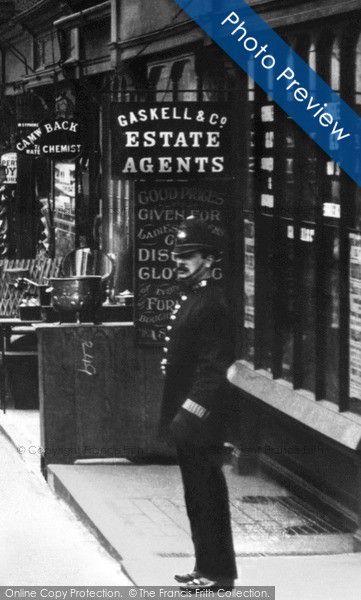 London, Policeman 1906