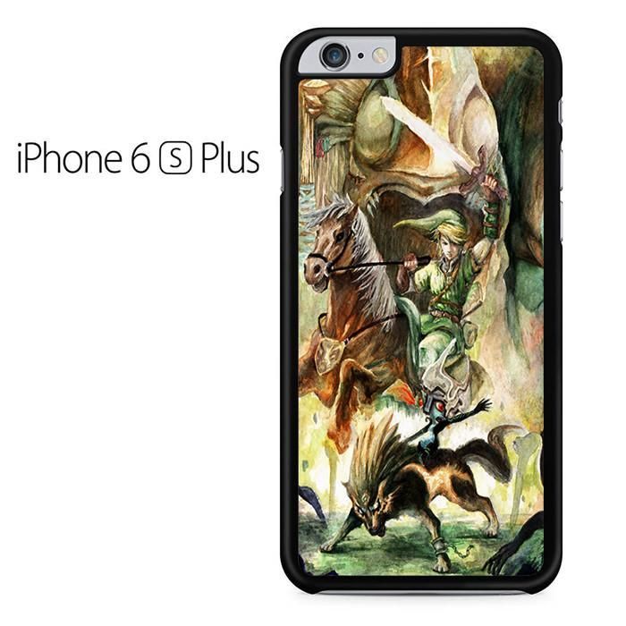 Princess Zelda Legend Of Zelda Art Iphone 6 Plus Iphone 6S Plus Case