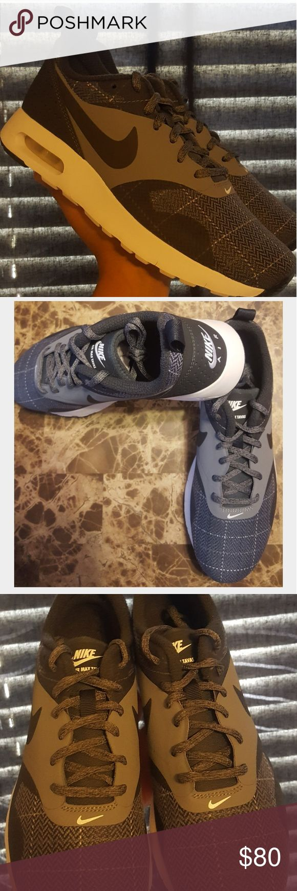 NIB Nike Air Max TV $150 If you use TV great! Let's do it! If not, its totally up to you we can trade using sale price. No worries there! Thanks ladies!!! Nike Shoes Athletic Shoes