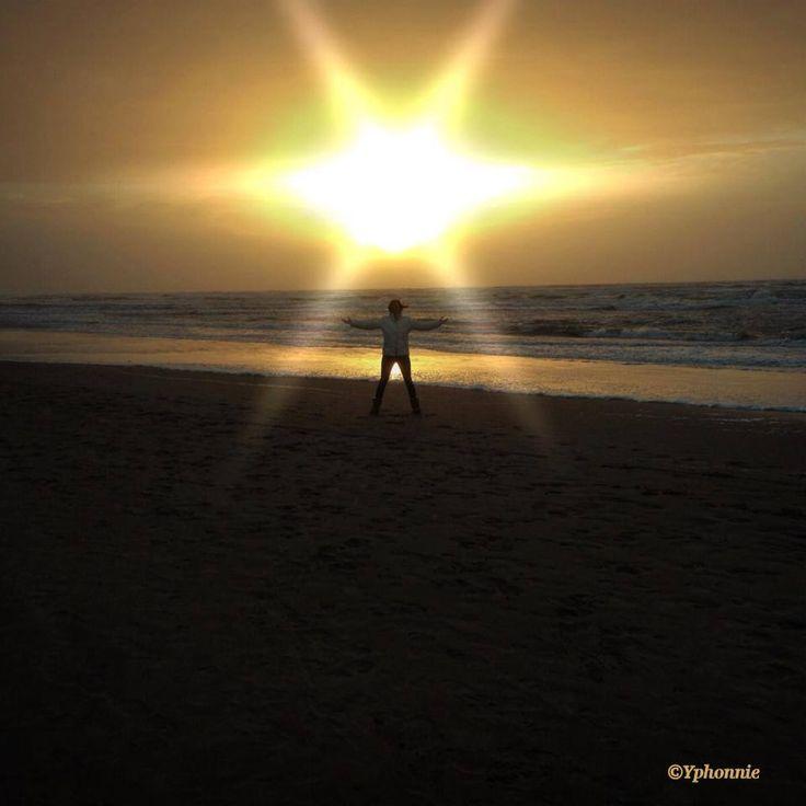 Donderdag 17 juli 2014: Kin 260 - Gele Zon - Toon 13 - GAP De zon is en ik ook. Mayakalender