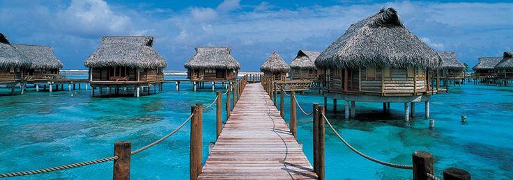 tikehau pearl beach resort - Google Search