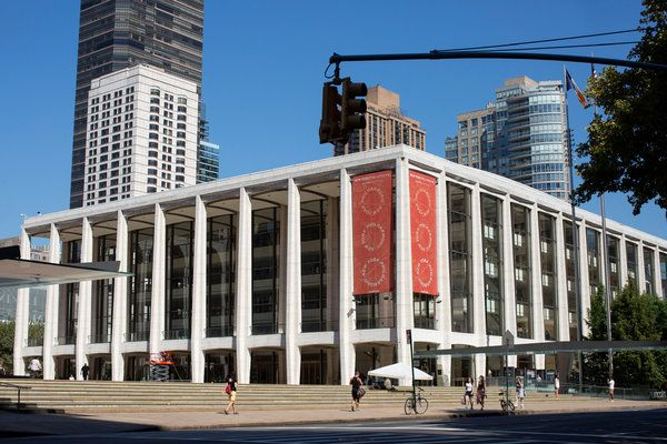 After 42 years, Avery Fisher Hall will officially become David Geffen Hall,