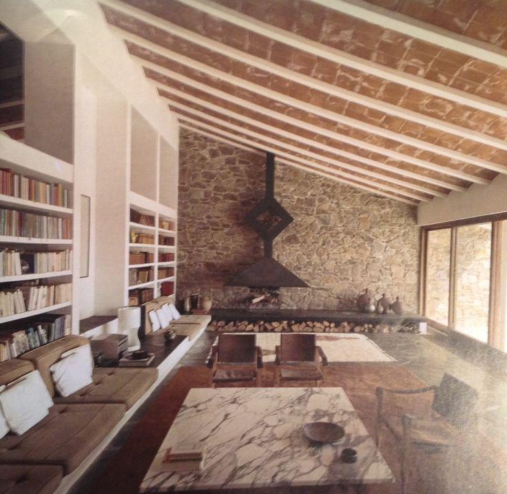 Mostres de l'arquitectura i l'interiorisme típics de Cadaqués (Estudi Mary Callery 1964), un article de Sese Jover Interiors.