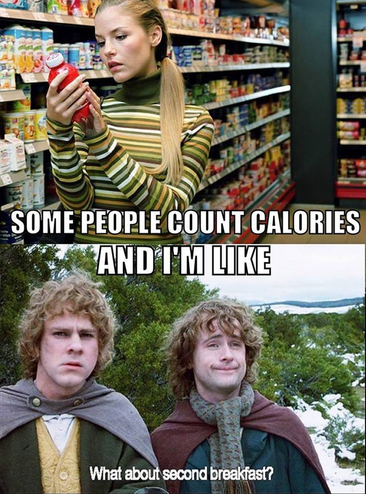 What are YOU having for Second Breakfast? #LOTR   Second ...