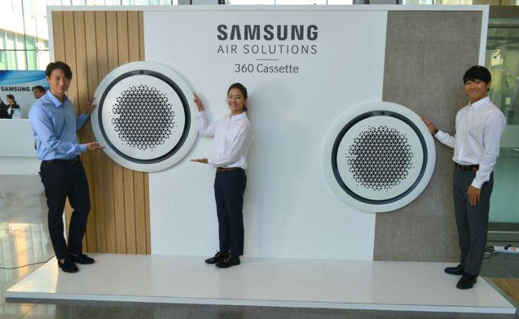 Zajímá vás, co nového letos Samsung nabídne v oblasti klimatizací? Přehled nejžhavějších novinek najdete na ►►►http://www.czechklima.cz/novinky/revoluce-v-klimatizacich-pro-rok-2016  #Klimatizace #TepelnaCerpadla #Samsung #KlimatizaceSamsung #Czechklima