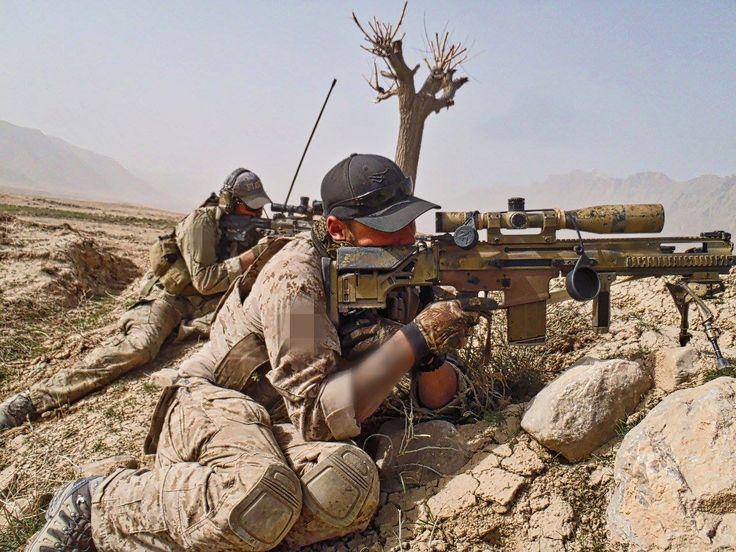 U.S. Navy SEALs Snipers in Afghanistan. (1280x960)