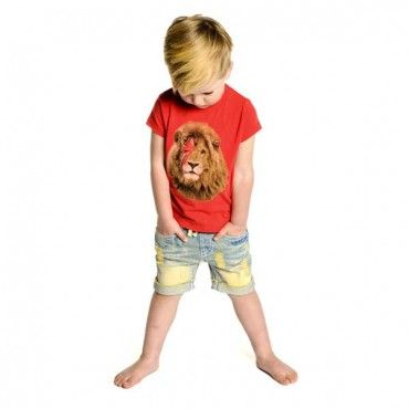 Stardust Lion tee and Kerouac Shorts | Rock Your Baby summer 2013
