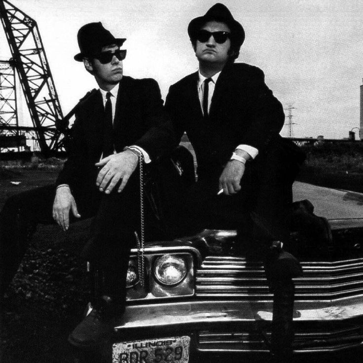 The Blues Brothers - they introduced a little Chansaw to blues music way back when.
