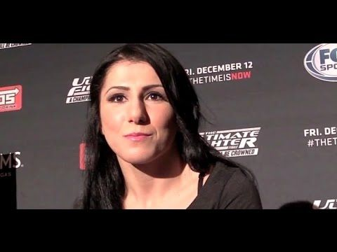 "Randa Markos: ""All That Matters is What You Bring to the Cage"" (TUF 20 Finale) - YouTube"