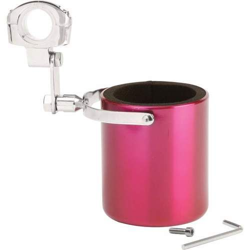 PINK SS MOTORCYCLE CUP HOLDER