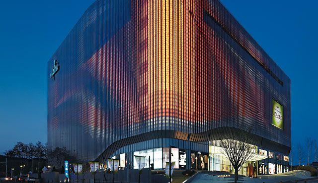 Fassade und Architektur - Zumtobel