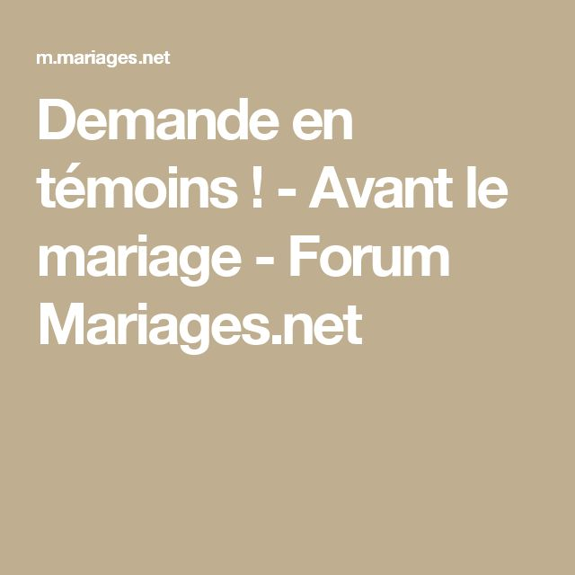 anniversaire de mariage forum