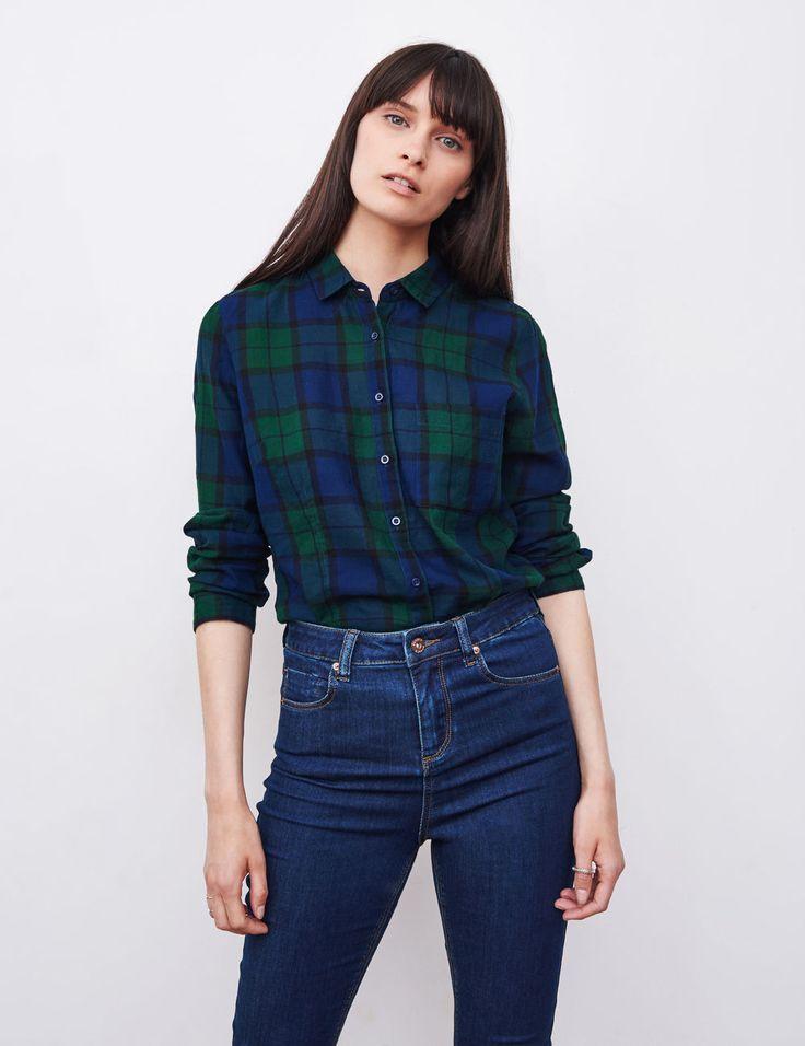 17 meilleures id es propos de chemise carreaux femme sur pinterest chemise a carreaux. Black Bedroom Furniture Sets. Home Design Ideas