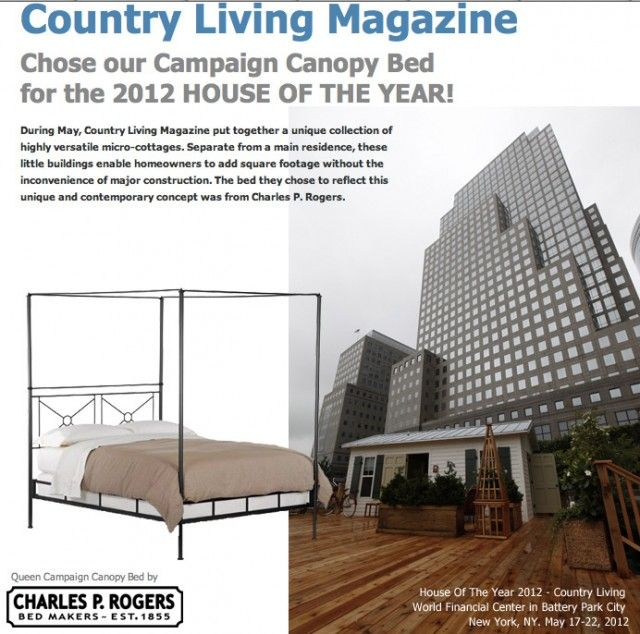 Country Living designer Thomas Paul chose our special single u201cXu201d C&aign Canopy bed to  sc 1 st  Pinterest & 32 best Canopy Beds images on Pinterest | Bed canopies Canopy ...
